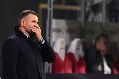"""Shevchenko: """"El equipo se mostró muy bien"""""""