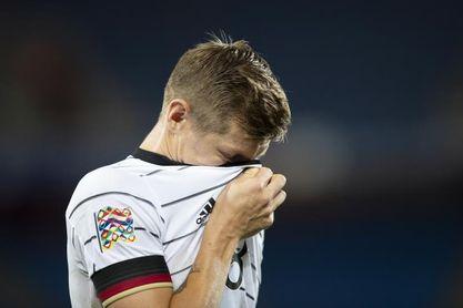 Kroos y Gündogan se plantean dejar la selección tras la Eurocopa, según medio