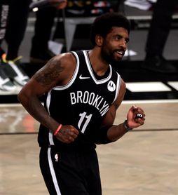 Nets seguirán sin Irving para el sexto partido, pero tendrán a Harden