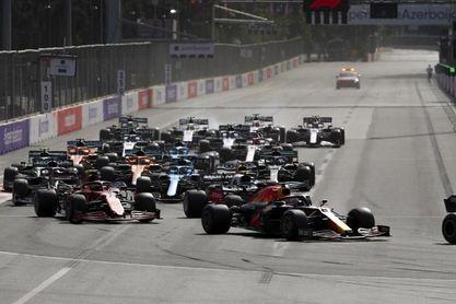 Pirelli achaca pinchazos de Bakú a las condiciones de rodadura