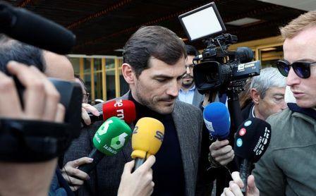 """Casillas sobre Ancelotti: """"Creo que el Real Madrid ha acertado"""""""