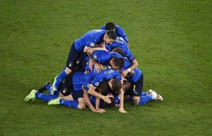 Italia, 29 partidos sin perder, diez triunfos seguidos y cero goles en contra