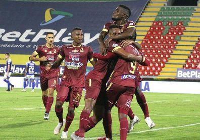 1-1. Millonarios iguala en el cierre y sueña con el título en Colombia