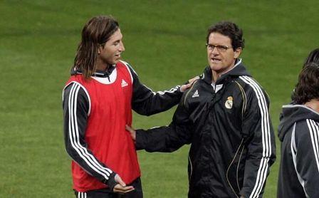 """Capello: """"No creo que Ramos acabe en el PSG; pienso más en la Premier"""""""