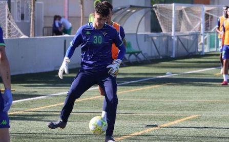 Eric Ruiz, un proyecto del Real Betis que no llegará al primer equipo