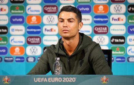 Los gestos de Ronaldo y Pogba, un reto para UEFA más que para las marcas