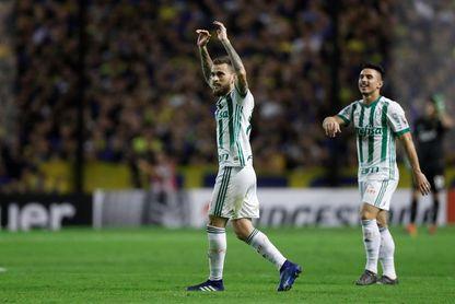 Palmeiras sanciona a jugador sorprendido en fiesta clandestina pese a la pandemia