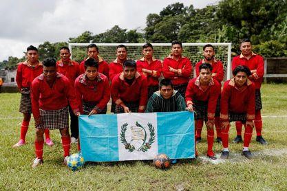 El Xejuyup guatemalteco sueña con el fútbol profesional y frenar la migración