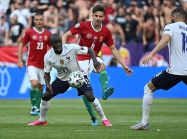1-1. Francia se atasca en Budapest