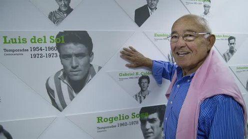Fallece Luis del Sol, inolvidable leyenda del Betis y uno de los mejores futbolistas españoles de la historia