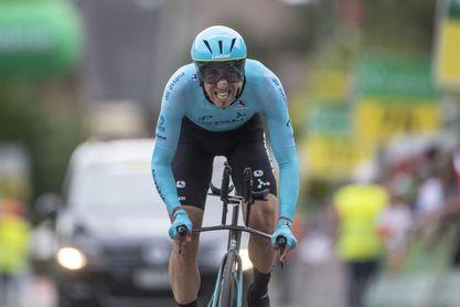 Omar Fraile, nuevo campeón de España en ruta