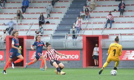 El Sevilla FC Femenino cae contra el Athletic Club (2-0)