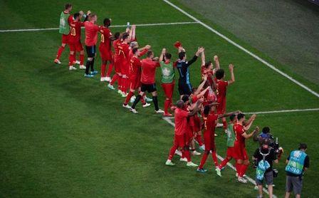 0-2: Pleno belga ante una heroica Finlandia