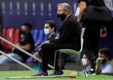 Tabárez reconoce la urgencia de mejorar el juego ofensivo uruguayo