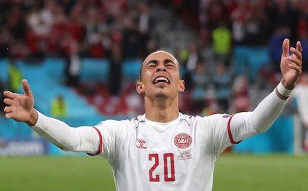 1-4. Dinamarca resucita en el Parken y echa a Rusia