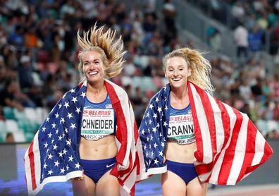 Cranny gana los 5.000 metros y Purrier, los 1.500