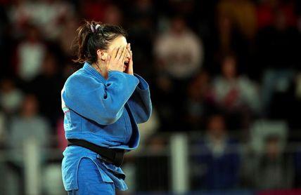 Mary Dee, primera judoca chilena que clasifica a unos Juegos Olímpicos