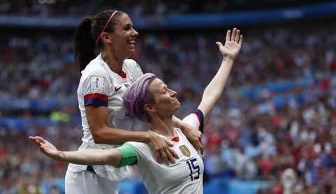 Lloyd y Heath harán sus cuartas Olimpiadas; Rapinoe y Morgan, sus terceras