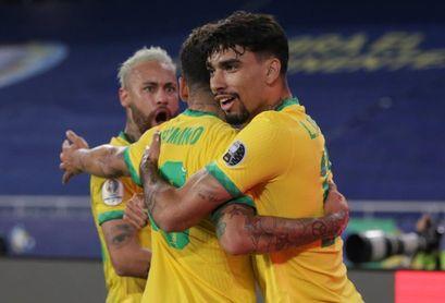2-1. Brasil sigue imparable y derrota a una Colombia clasificada