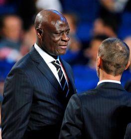 La FIFA sanciona al expresidente de la Federación de Congo por falta de integridad