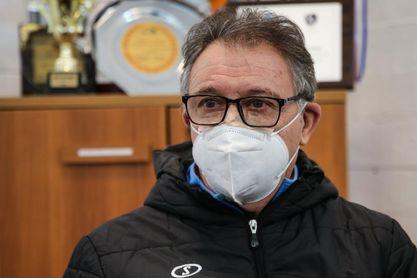 """Magnano: Campazzo """"no se pone techos y sigue apuntando para arriba"""""""
