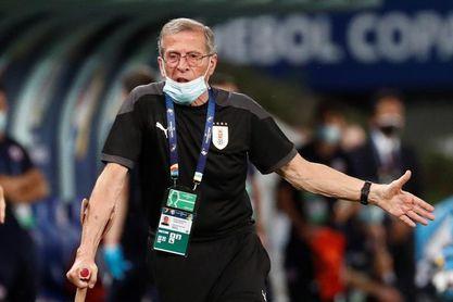 Uruguay no se guardará nada en el juego frente a Bolivia, avisa Tabárez
