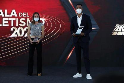 Esther Guerrero y Orlando Ortega, mejores atletas de 2020