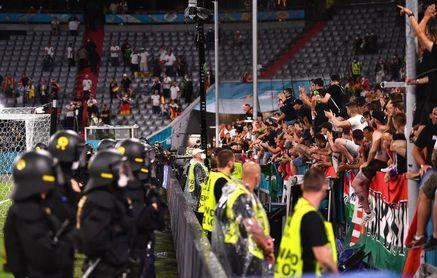La UEFA investiga posibles incidentes discriminatorios en el Alemania-Hungría