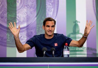 Federer quiere ir a los Juegos, pero decidirá después de Wimbledon