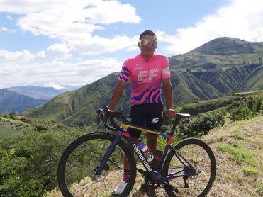 Jonathan Caicedo prefiere correr con el EF a competir con Ecuador en Tokio
