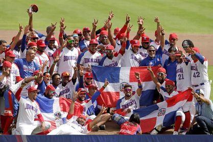 8-4. República Dominicana derrota a Venezuela y clasifica a Tokio 2020