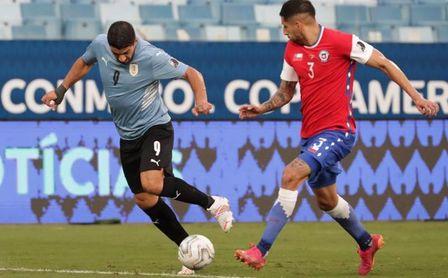 Chile pierde al defensa Guillermo Maripán para el resto de la Copa América