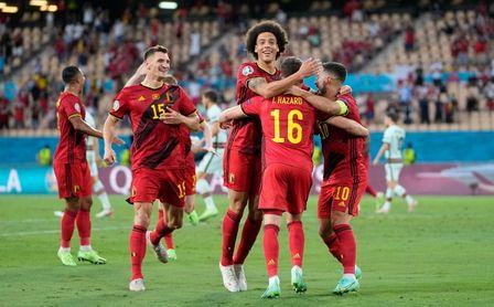 1-0: La Cartuja se despide con un partidazo que se lleva Bélgica ante la vigente campeona