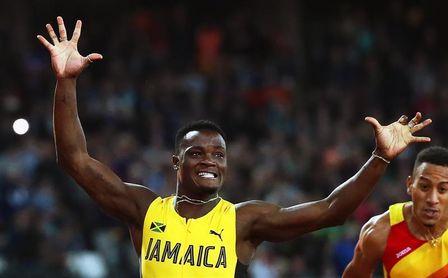 El jamaicano McLeod no podrá defender su corona en Tokio