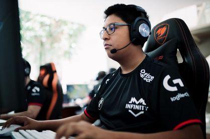 El campeón Infinity continúa invicto y líder en la Liga latina de LoL