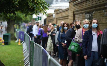 Wimbledon cancela 16 partidos, incluidos los de Andújar y Feliciano