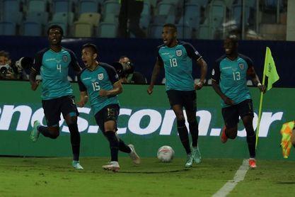 Ecuador rompe la mala racha en la Copa América