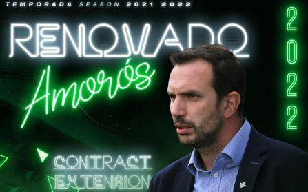 Juan Carlos Amorós renueva con el Real Betis Féminas