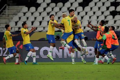 Brasil regresa a Río de Janeiro pese a que quería cambiar de estadio