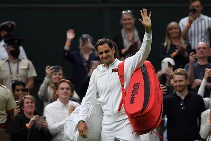 """Federer, sobre la Eurocopa: """"Va a ser duro contra España"""""""