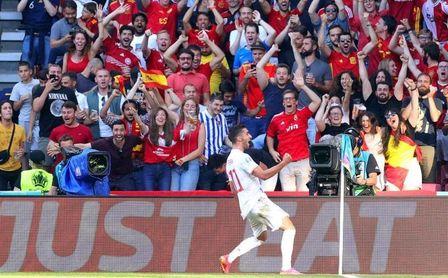 Ferrán Torres, el mejor goleador de Luis Enrique