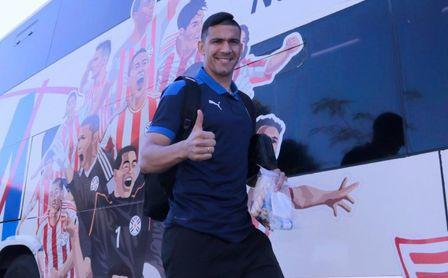 En Paraguay descartan al Betis: Balbuena se va al Dinamo de Moscú.