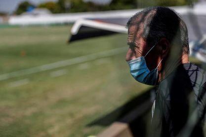 La selección de Uruguay llega a Brasilia tras su último entrenamiento en Río
