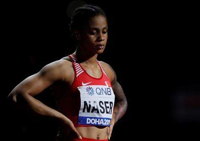 El TAS suspende por dos años a la campeona mundial Salwa Eid Naser