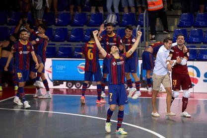 El Levante completa una campaña histórica y va a Europa en fútbol y fútbol-sala