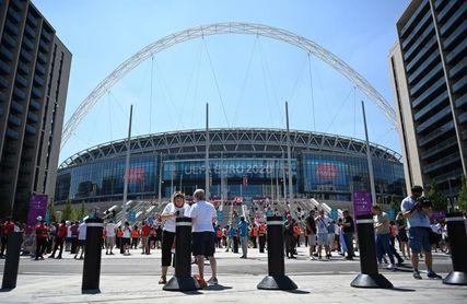 El premio es Wembley
