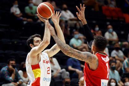 88-61. España gana a Irán con el retorno de Pau y muchas pruebas