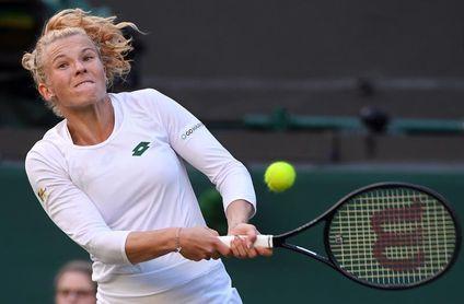 Barty ya está en octavos de Wimbledon