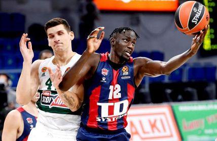 Ilimane Diop deja el Baskonia