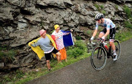 Pogacar revienta el Tour en los Alpes, Dylan Teuns canta victoria